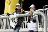 young supporters of KAS Eupen, Belgium