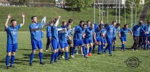 SV Barkas Frankenberg vs. SV Union Milkau