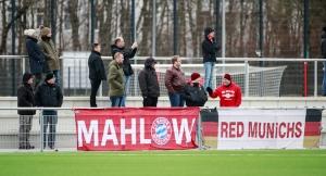 FC Bayern München vs. BFC Dynamo