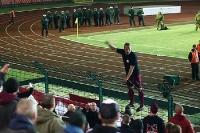 BFC Dynamo - BAK: Jubel nach dem 2:1 n.V.