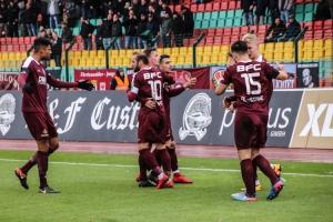 BFC Dynamo vs. 1. FC Lok Leipzig