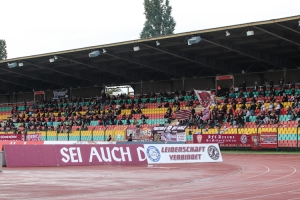 BFC Dynamo vs. FC Carl Zeiss Jena