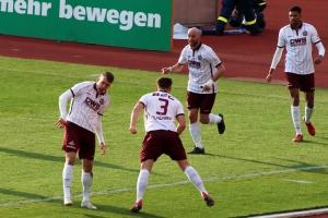 BFC Dynamo vs. FC Viktoria 1889 Berlin