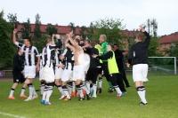 Der BFC Dynamo feiert den Finaleinzug