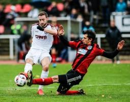 DJK SW Neukölln vs. BFC Dynamo