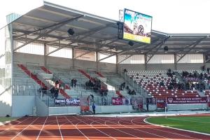 FC Rot-Weiß Erfurt vs. BFC Dynamo
