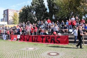 FSV Berolina Stralau vs. BFC Dynamo