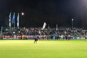 Hertha BSC II vs. BFC Dynamo