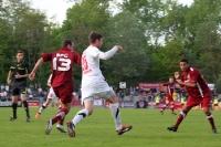 Viel Kampf: Berliner AK 07 - BFC Dynamo, Berliner Pilsner Pokalhalbfinale, 2:1, 09.05.2012