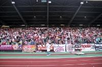 Schlussphase Berliner Pokalfinale 2013