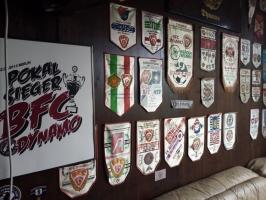 Vereinsheim des BFC Dynamo