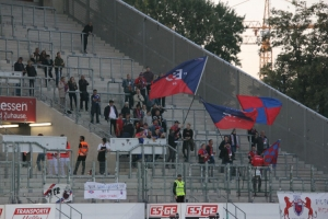Bonner SC Fans in Essen