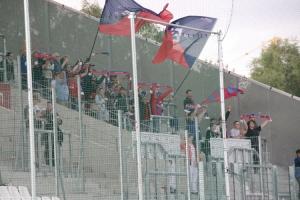 Fans des Bonner SC in Essen