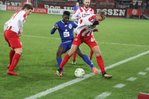 Rot Weiss Essen vs Bonner SC Februar 2018