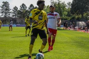 Kefkir, Traore BVB vs. RWE 20-09-2020