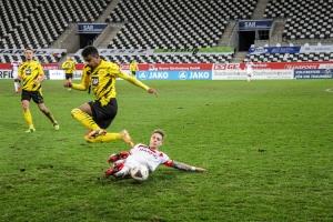 Marco Kehl Gomez Rot-Weiss Essen vs. BVB 17-03-2021