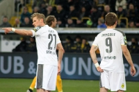 BVB 09 bei Dynamo Dresden