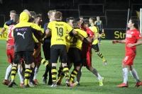BVB U23 gegen Rot Weiss Essen