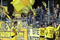 BVB U23 jubelt über Sieg in Wattenscheid 2015