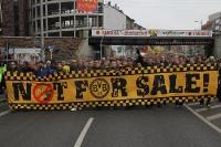 Dortmunder Fanmarsch 2015