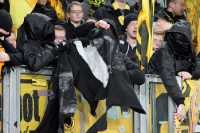 Dortmunder präsentieren Material von Dynamo Dresden