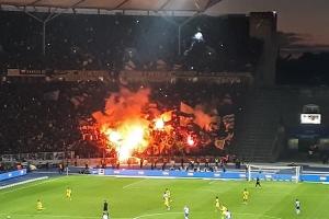 Hertha BSC vs. Borussia Dortmund