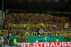 Proteste gegen DFB und DFL