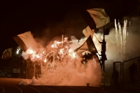 Pyro BVB Ultras Fans The Unity