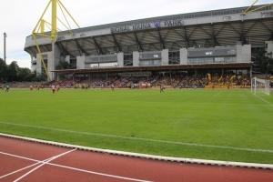 Support BVB Ultras von die Amateure gegen Essen 2017
