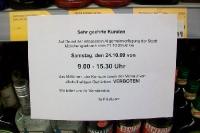 Striktes Alkoholverbot in Mönchengladbach
