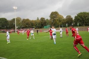 Spielfotos Gladbach gegen Essen 3.10.2019