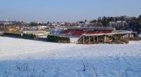 Ellenfeldstadion in Neunkirchen