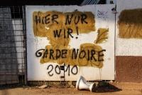 Garde Noire 2010 in Neunkirchen