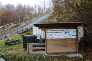 Friedrich-Ludwig-Jahn Stadion in Bad Freienwalde
