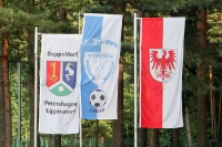 Der SV Blau-Weiß Petershagen-Eggersdorf in Brandenburg
