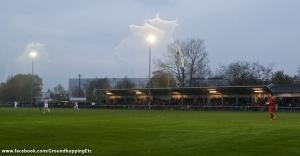 Oranienburger FC Eintracht 1901 vs. TuS 1896 Sachsenhausen