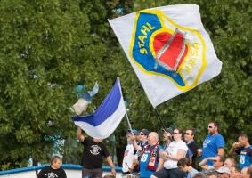 FC Blau-Weiß Leipzig vs. BSG Stahl Riesa