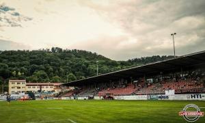 BSV Eintracht Sondershausen vs. BSG Wismut Gera