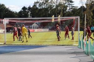 Ludwigsfelder FC vs BSG Wismut Gera