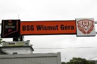 Stadion Am Steg der BSG Wismut Gera