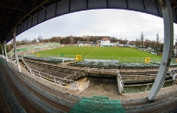 Alfred-Kunze-Sportpark in Leipzig Leutzsch