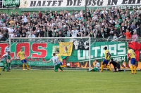 BSG Chemie Leipzig vs. 1. FC Lok Leipzig II, 0:1