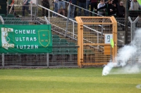 BSG Chemie Leipzig vs. 1. FC Lok Leipzig II, 02.04.2014