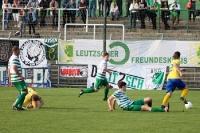 BSG Chemie Leipzig vs. 1. FC Lok Leipzig II im AKS