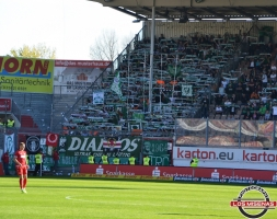 FC Energie Cottbus vs. BSG Chemie Leipzig