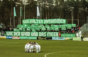 FSV Union Fürstenwalde vs. BSG Chemie Leipzig