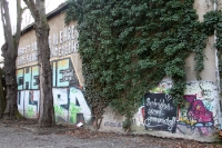 Graffiti in Leipzig-Leutzsch