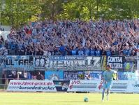 Chemnitzer FC in Zwickau, Landespokalfinale 2015