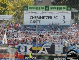 Chemnitzer FC vs F.C. Hansa Rostock (2013)