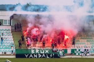 FK Baník Most - Chemnitzer FC (26.06.2021) 0:1